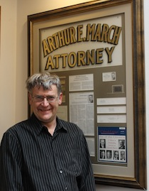 J. Brad March